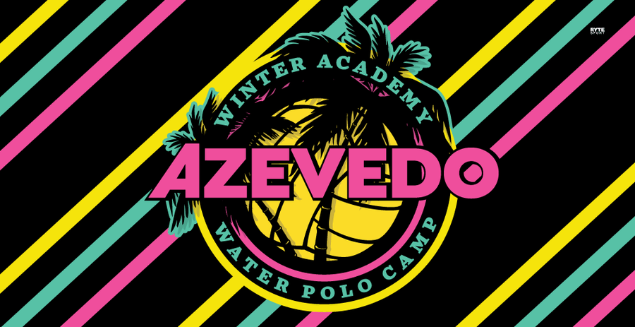 Azevedo Winter Academy Custom Towel - Personalized