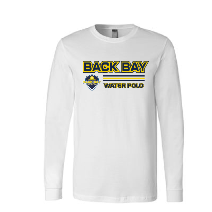 Back Bay Water Polo 2019 Long Sleeve Jersey Tee