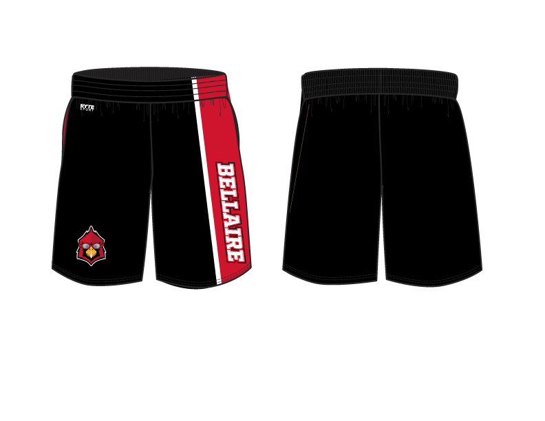 Bellaire Custom Men's Gym Short