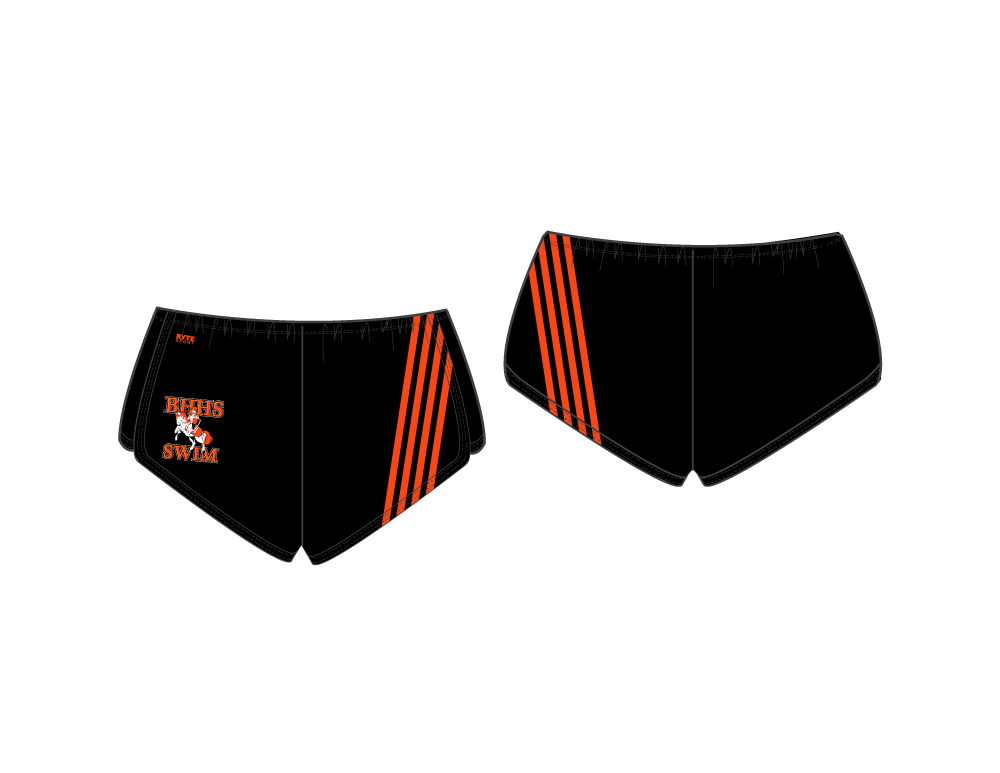 Beverly Hills High School Swim Team Women's Walk Short
