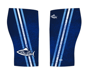Blue Fins Swim Team 2019 Custom Men's Jammer
