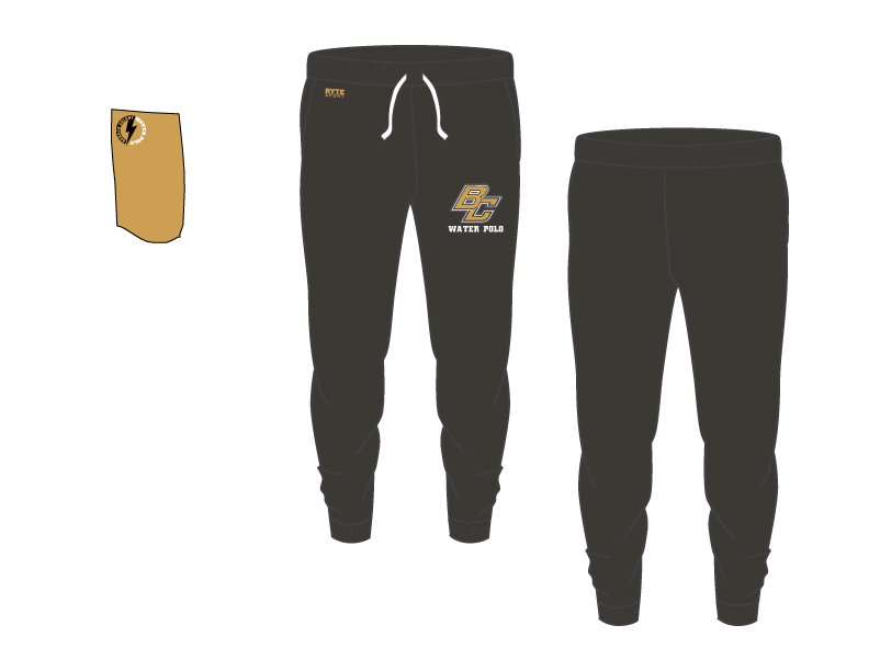 Buhach Colony High School Water Polo 2019 Custom Adult Unisex Jogger Sweatpants