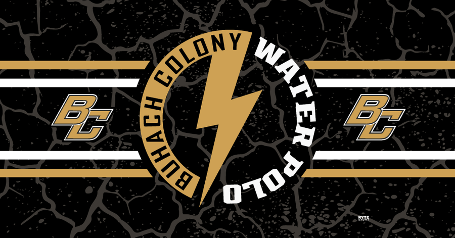 Buhach Colony Water Polo Custom Towel Personalized 2019