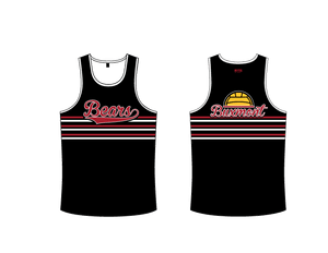 Buxmont Water Polo Club 2019 Custom Men's Tank Top