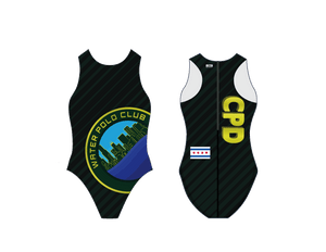 Chicago Park District Custom Women's Water Polo Suit
