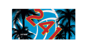 241 Water Polo Club Custom Towel - Personalized