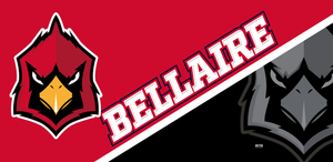 Bellaire Water Polo Custom Towel - Personalized