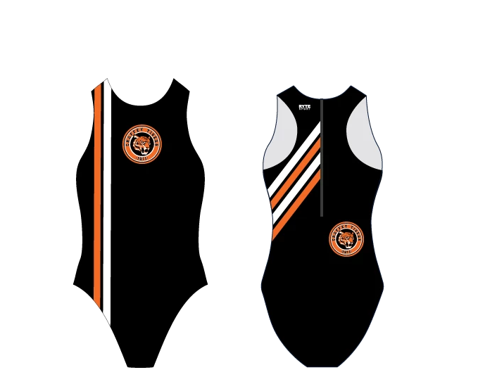 Chaffey High School Water Polo 2021 Custom Women's Water Polo Suit