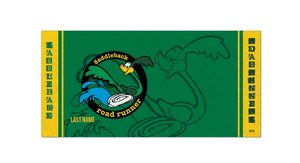 Saddleback High School 2019 Aquatics Custom Towel - Personalized