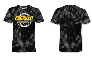 Cabrillo High School Water Polo 2019 Custom Tie Dye Men's T-Shirt - Personalized