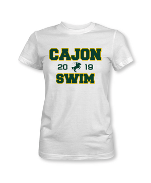 Cajon Swim T-Shirt Girls