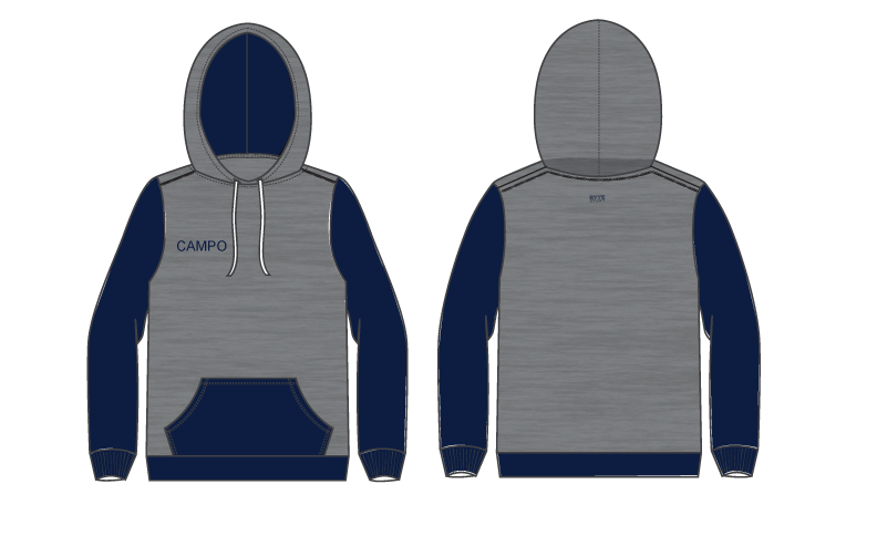 Campolindo High School Unisex Hooded Sweatshirt