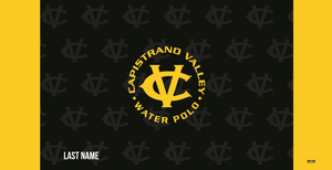 Capo Valley Girls Water Polo Custom Towel