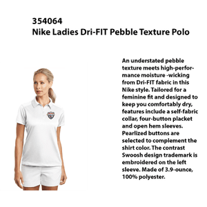 Central Zone Water Polo Custom Women's Polo Shirt