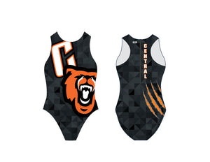 Central High School Women's Water Polo Suit