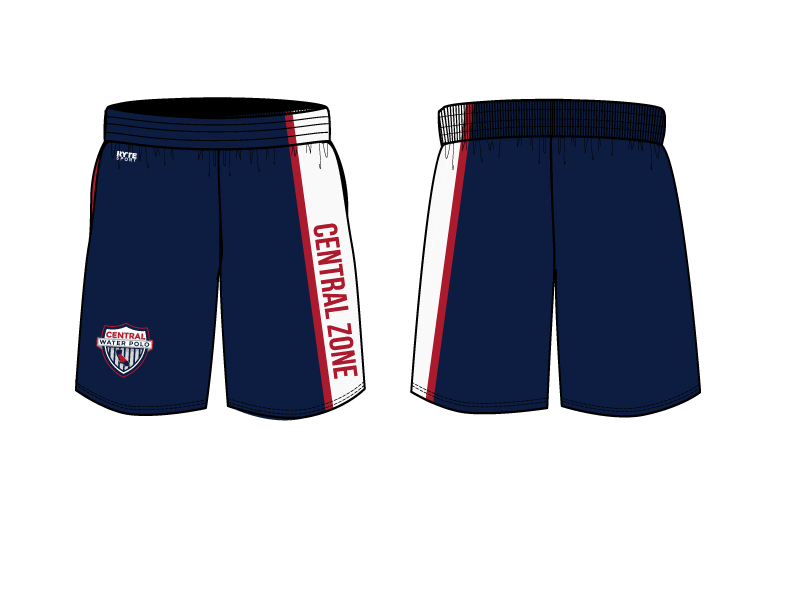 Central Zone Men's Gym Short