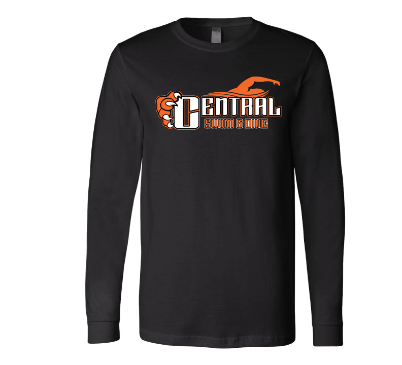 Central High School Long Sleeve T-Shirt