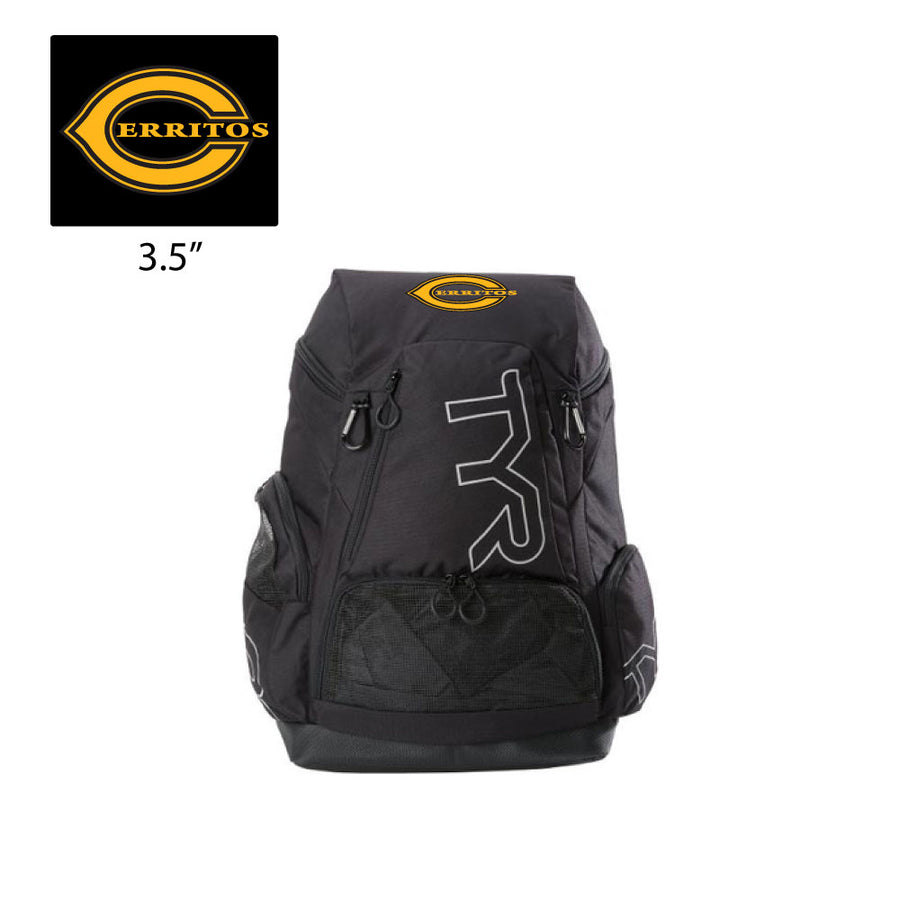 Cerritos High School 2018 Custom TYR Alliance Backpack