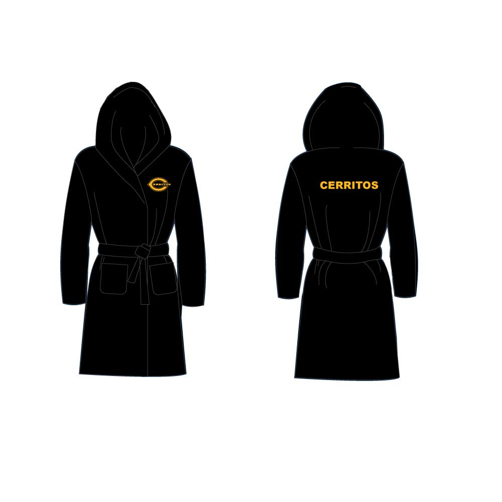 Cerritos High School 2018 Terry Cloth Robe