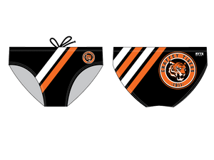 Chaffey High School Water Polo 2019 Custom Men's Water Polo Brief - Personalized