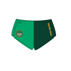 Chicago Park District Aquatics Green 2019 Women's Walk Short