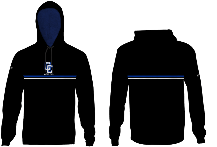 Chino High School Water Polo 2019 Custom Unisex Adult Hooded Sweatshirt