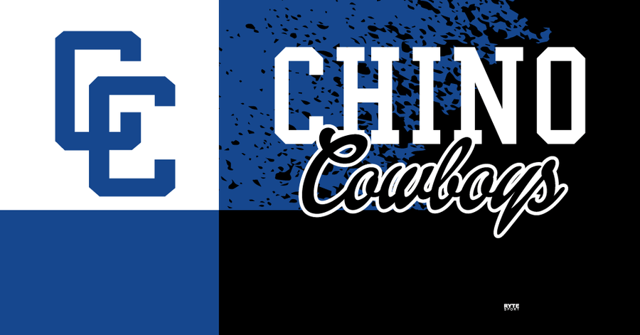 Chino High School Water Polo 2019 Custom Towel - Personalized