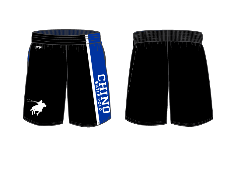 Chino High School Water Polo 2019 Custom Men's Gym Short