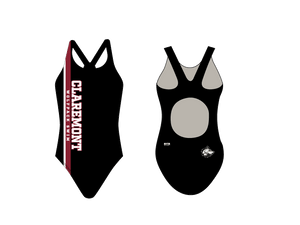 Claremont Swim Team Thick Strap