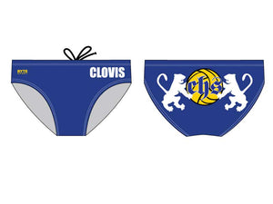 Clovis High School Custom Men's Swim & Water Polo Brief