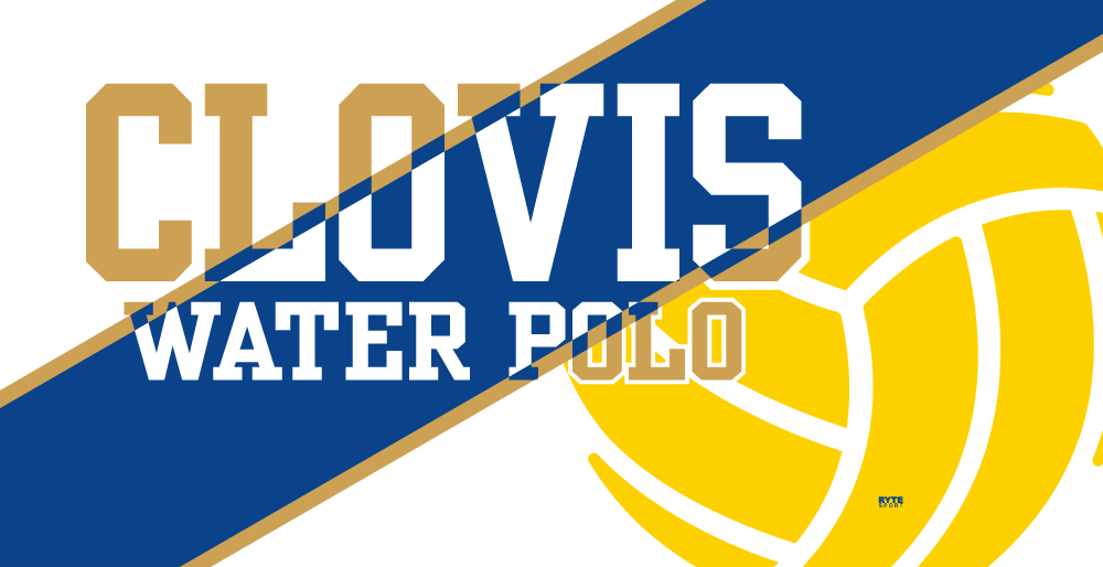 Clovis Water Polo 2020 Custom Towel - Personalized