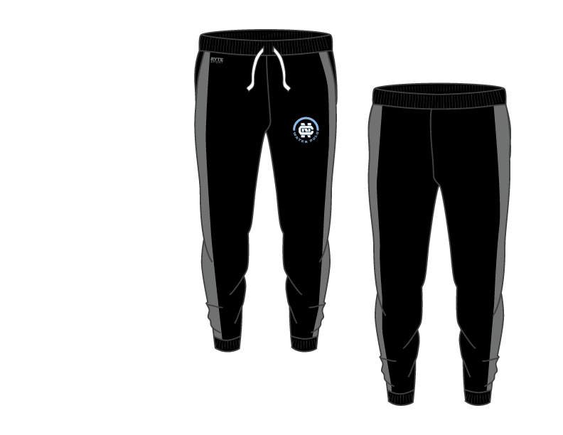 Clovis North Custom Unisex Jogger Sweatpants