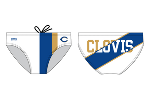 Clovis 2020 Men's Water Polo Brief