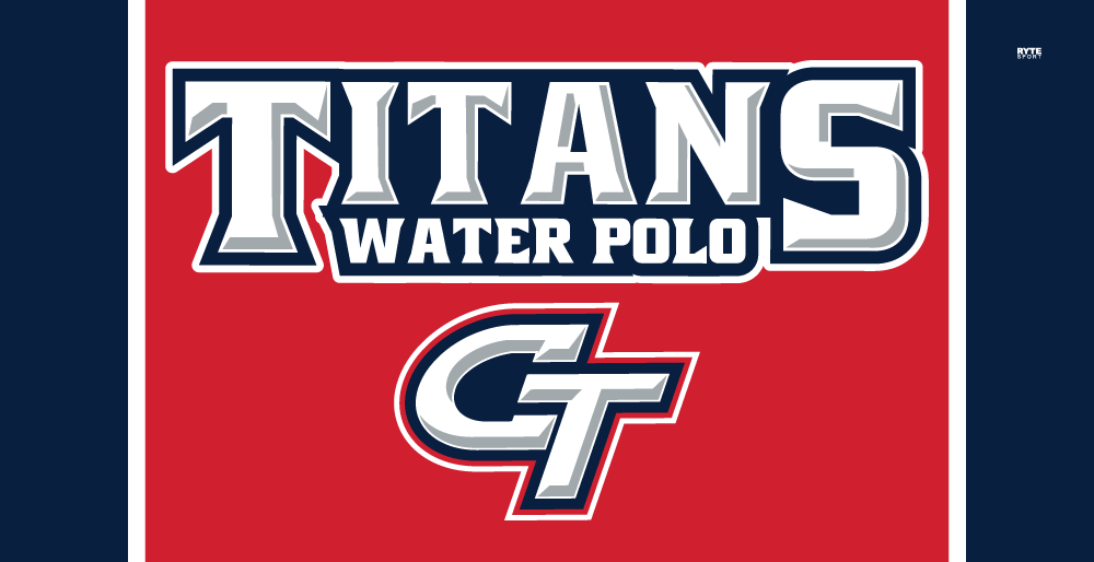 Colony High School Water Polo 2020 Custom Towel - Personalized