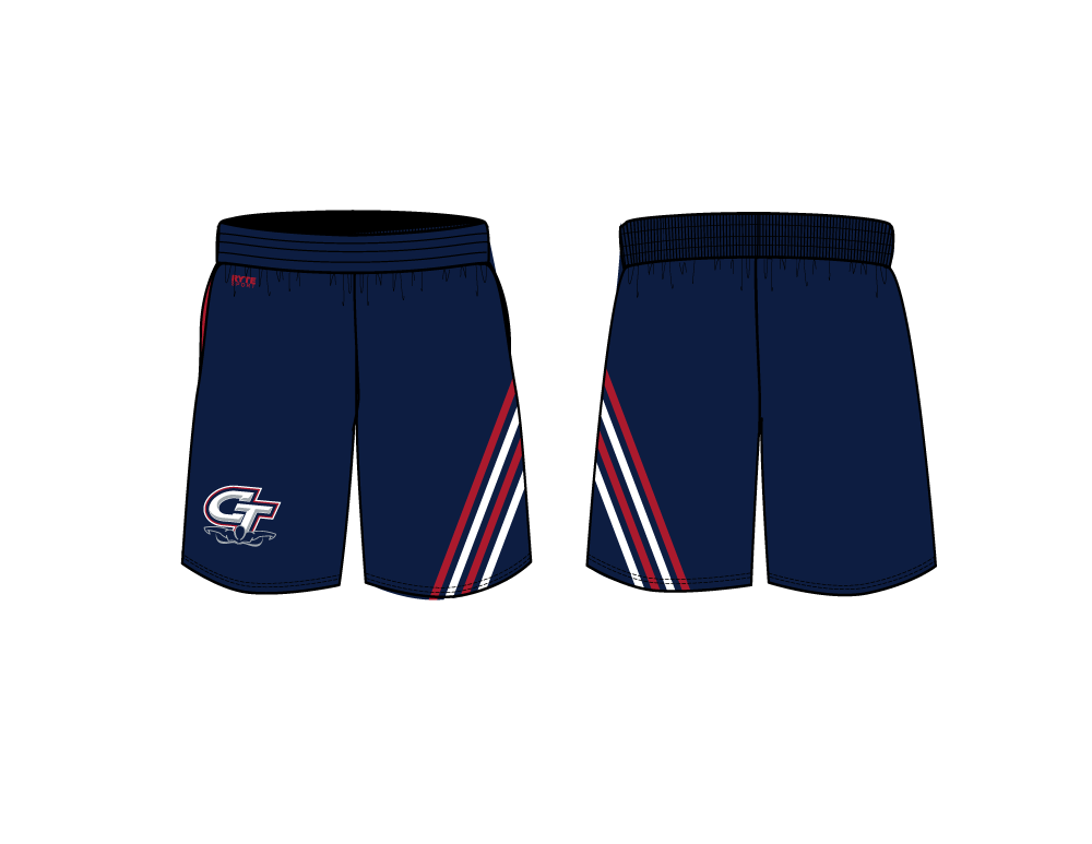 Colony High School 2019 Swim Team Men's Gym Short