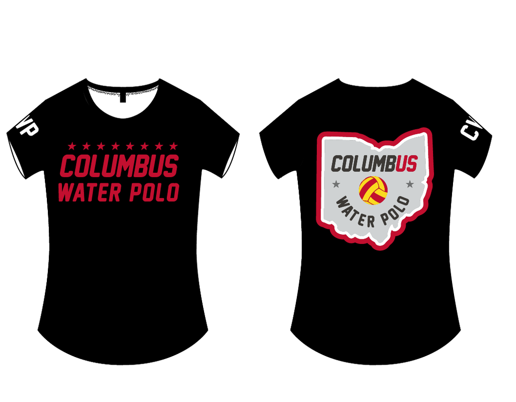 Columbus Water Polo Custom Women's T-Shirt