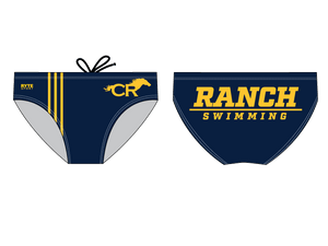 Cypress Ranch Swim 2019 Men's Swim Brief