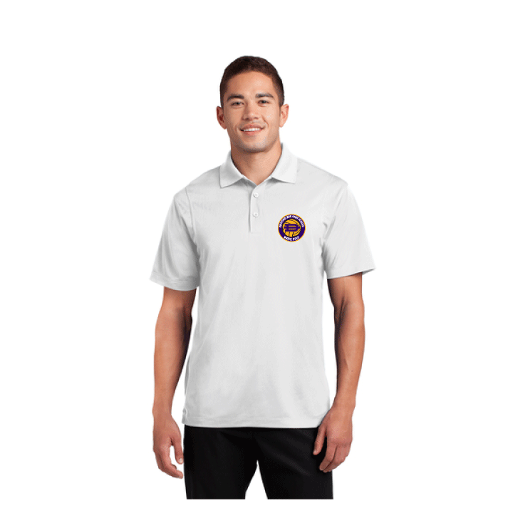 Diamond Bar High School Water Polo 2019 Custom White Polo Shirt *CLOSE DATE TO PURCHASE IS 7/31*