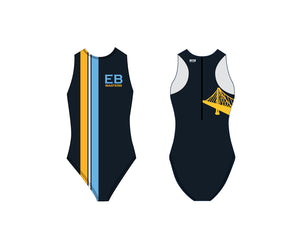 East Bay Masters Custom Women's Water Polo Suit