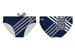 Episcopal Academy Water Polo 2020 Custom Men's Water Polo Brief - Personalized