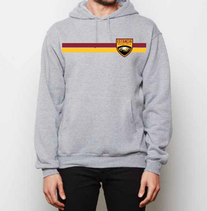 Estancia High School Water Polo Unisex Hooded Sweatshirt
