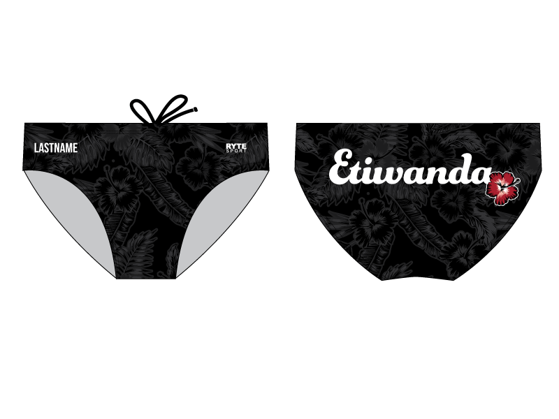 Etiwanda High School Swim 2019 Men's Swim Brief