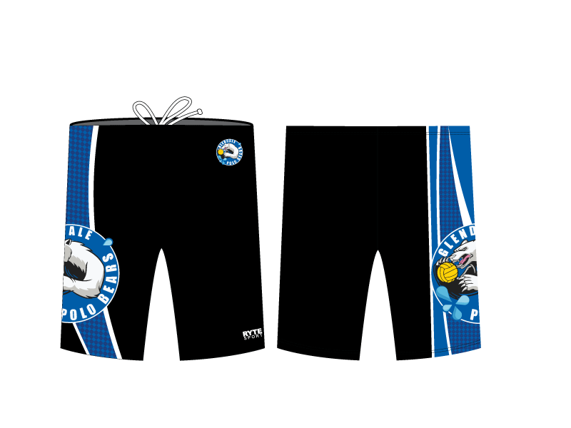 Glendale Polo Bears 2019 Custom Men's Jammer