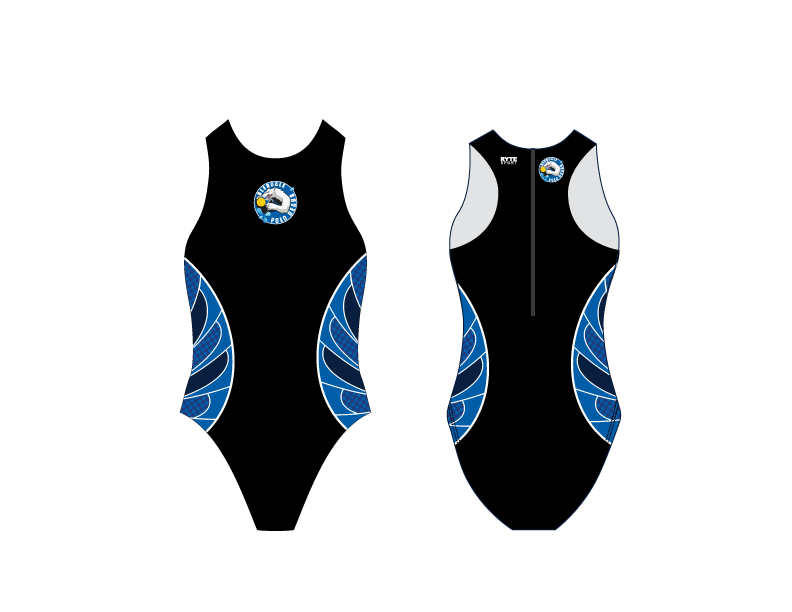 Glendale Polo Bears 2019 Custom Women's Water Polo Suit