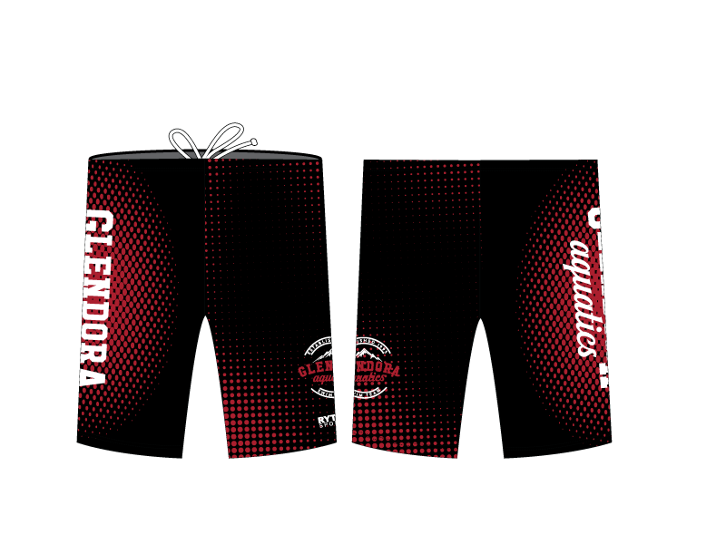 Glendora Aquatics 2019 Custom Men's Jammer