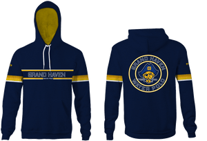Grand Haven High School Water Polo 2021 Custom Unisex Adult Hooded Sweatshirt