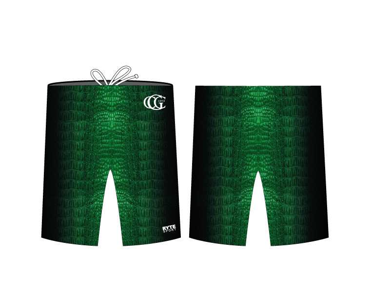 Greenwich Country Club Custom Swim Jammer - Personalized