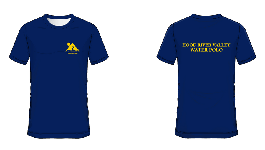 Hood River Water Polo Unisex T-Shirt