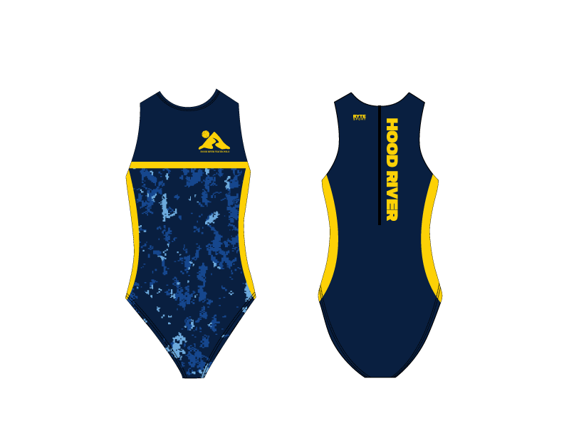 Hood River Water Polo Women's Water Polo Suit