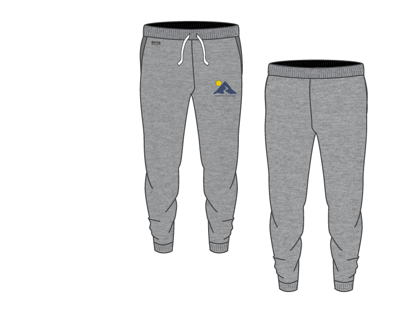Hood River Water Polo Custom Heathered Unisex Jogger Sweatpants